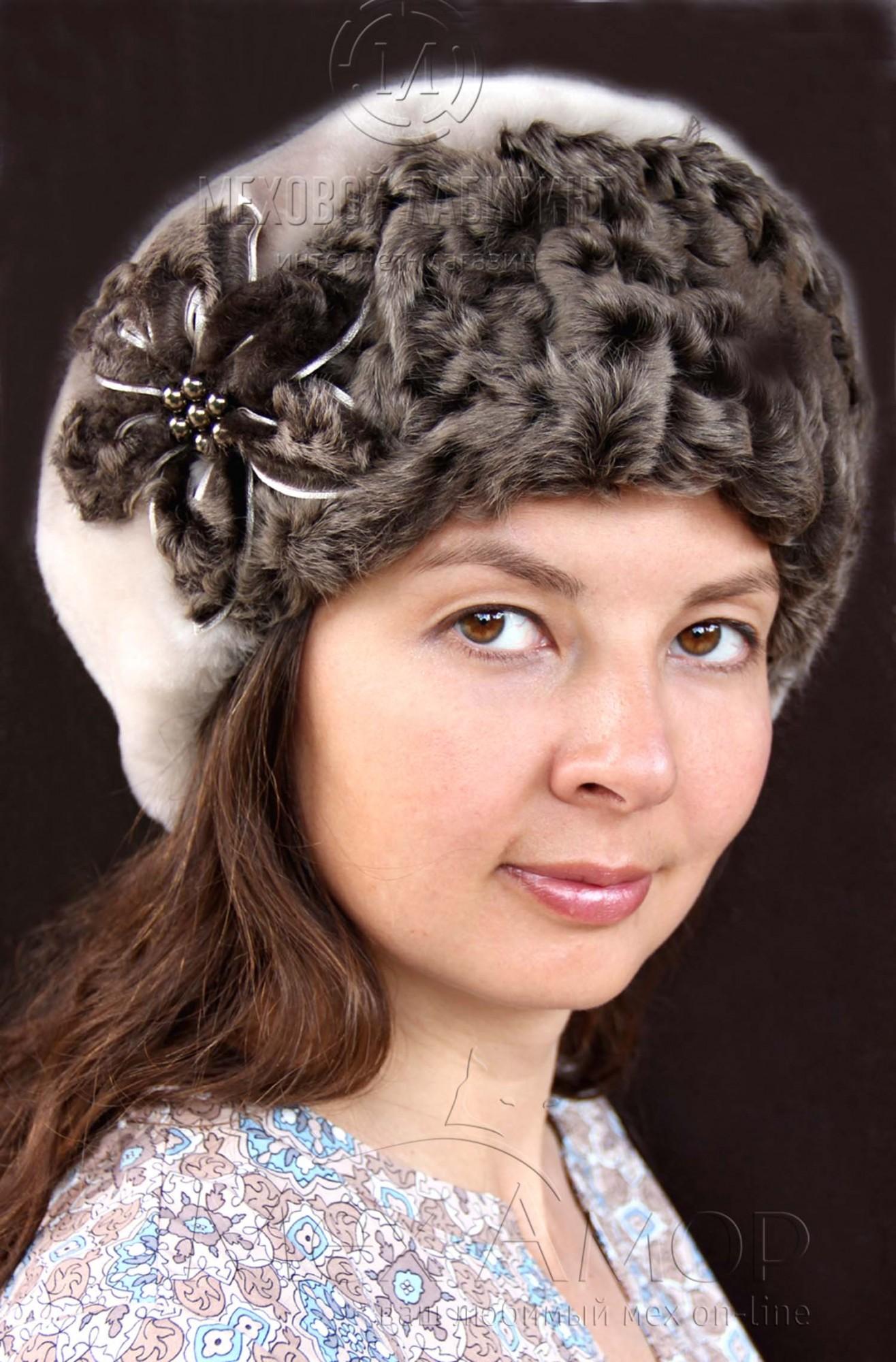 Шапка шлем выкройка - 72